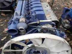 拆车件-柴油汽油发动机总成-方向机-变速箱.
