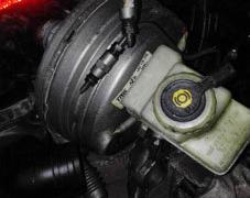 宝马E60E6刹车总泵大力鼓 ABS泵方向机 方
